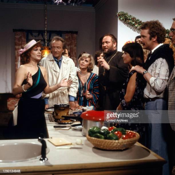 Die nächste Party kommt bestimmt Unterhaltungsshow Deutschland 1979 Mitwirkende Elisabeth Volkmann Balduin Baas Maria Litto Ivan Rebroff und Gäste