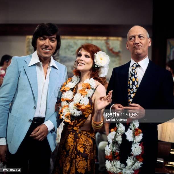 Die nächste Party kommt bestimmt Unterhaltungsshow Deutschland 1979 Mitwirkende Bata Illic Elisabeth Volkmann Karl Lieffen