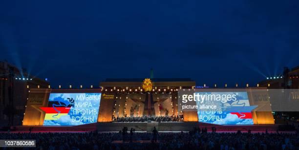 Die Osnabrücker und die Wolgograder Symphoniker geben am in Wolgograd ein gemeinsames Friedenskonzert Der deutsche Außenminister und sein russischer...