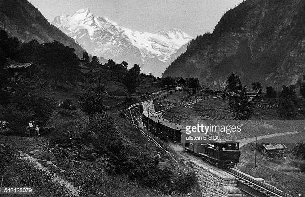 die Rigibahn 1892