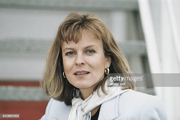 Die Schauspielerin Andrea L' Arronge Aufgenommen November 1997