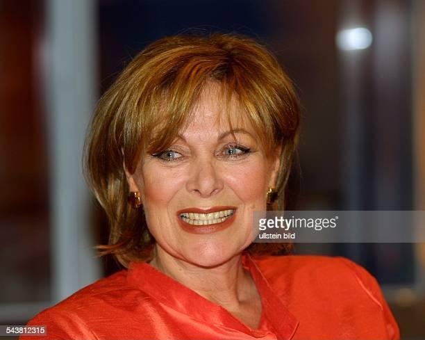 Die Schauspielerin Heide Keller