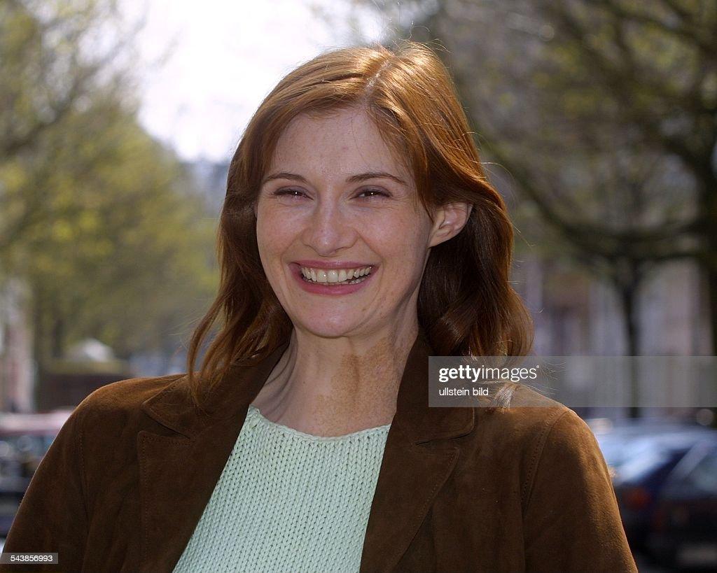 Die Schauspielerin Karina Krawczyk News Photo Getty