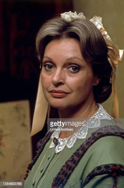 Die schöne Marianne, Fernsehserie, Deutschland 1975, Darsteller: Nadja Tiller.