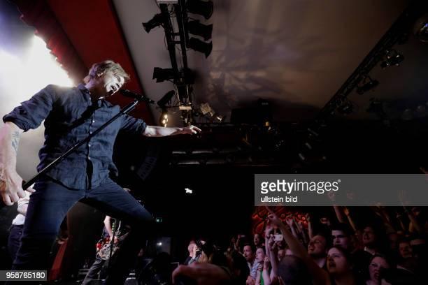 Die Toten Hosen präsentieren ihr neues Album 'Laune der Natur auf einer Releaseparty im Gloria Theater Köln Die Toten Hosen bestehen aus Campino...