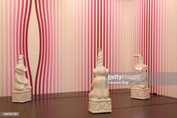 Die Vernissage Der Montblanc Kulturstiftung In Der Hamburger Kunsthalle In Hamburg