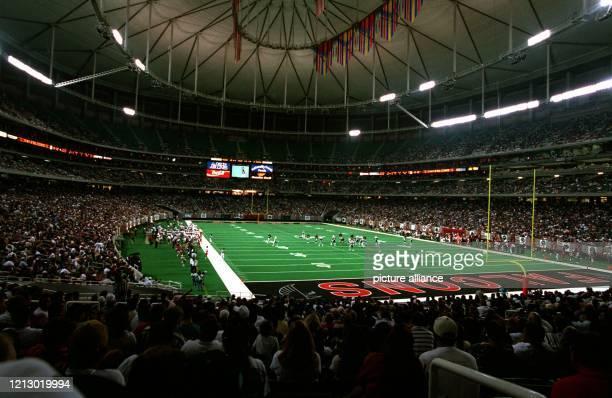 Die XXVI. Olympischen Sommerspiele finden vom 19. Juli bis 4. August 1996 in Atlanta statt. Eine der imposantesten Sportstätten der Hauptstadt des...