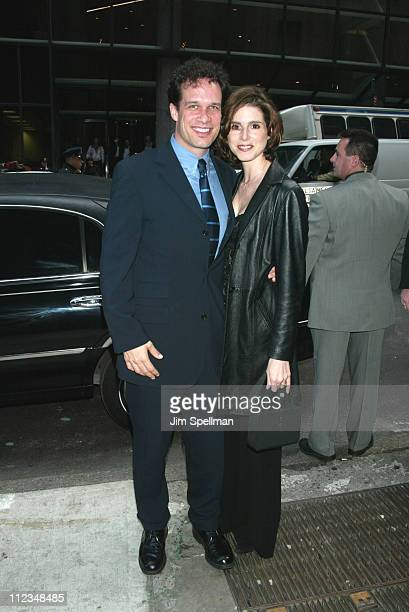Diedrich Bader of ABC's The Drew Carey Show Bess Armstrong of That Was Then