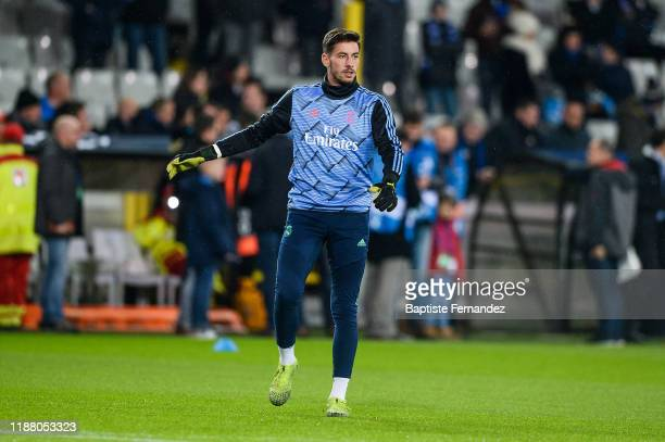 Diego ALTUBE of Real Madrid during the UEFA Champions League Group A match between Club Brugge and Real Madrid at Jan Breydel Stadium on December 11...