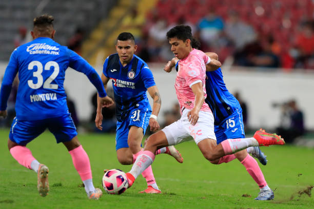 MEX: Atlas v Cruz Azul - Torneo Apertura 2021 Liga MX