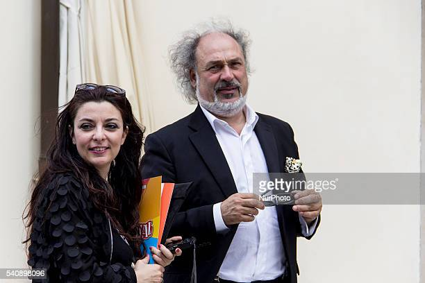 Diego Basso attend the 16th Italian Festival Show, in Treviso, Italy, on 16 June 2016. The traveling show of the summer 2016 Radio Birikina and Radio...
