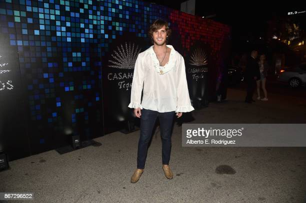 Diego Boneta attends Casamigos Halloween Party on October 27 2017 in Los Angeles California
