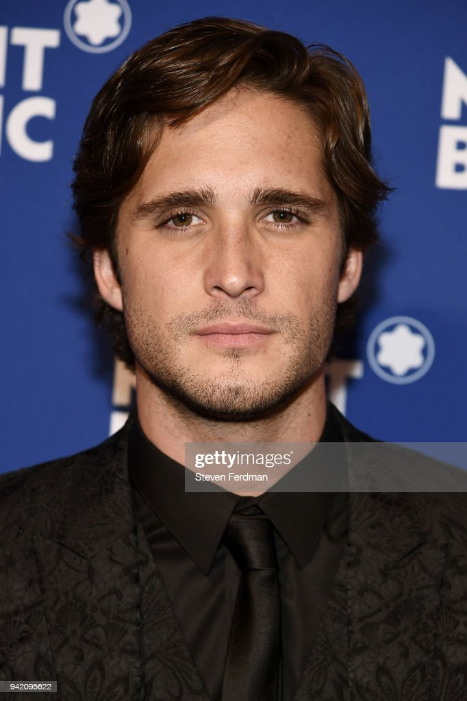 Diego Boneta attends Montblanc Celebrates 'Le Petit Prince' at the One World Trade Center Observatory on April 4, 2018 in New York City.