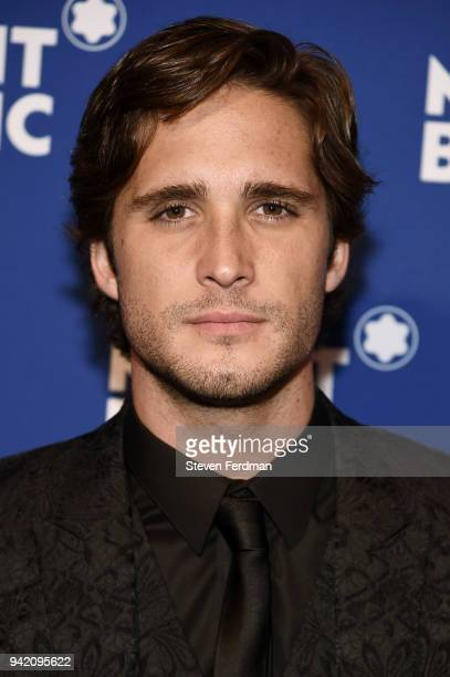 Diego Boneta attends Montblanc Celebrates Le Petit Prince at the One World Trade Center Observatory on April 4 2018 in New York City