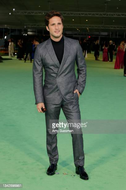 Diego Boneta attends The Academy Museum of Motion Pictures Opening Gala at The Academy Museum of Motion Pictures on September 25, 2021 in Los...