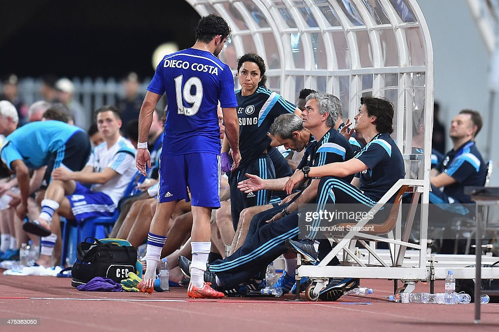 Thailand All-Stars v Chelsea FC : News Photo