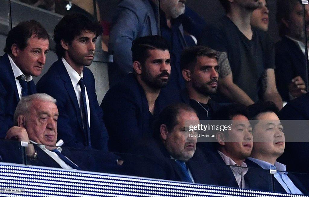 Atletico Madrid v Chelsea FC - UEFA Champions League : ニュース写真