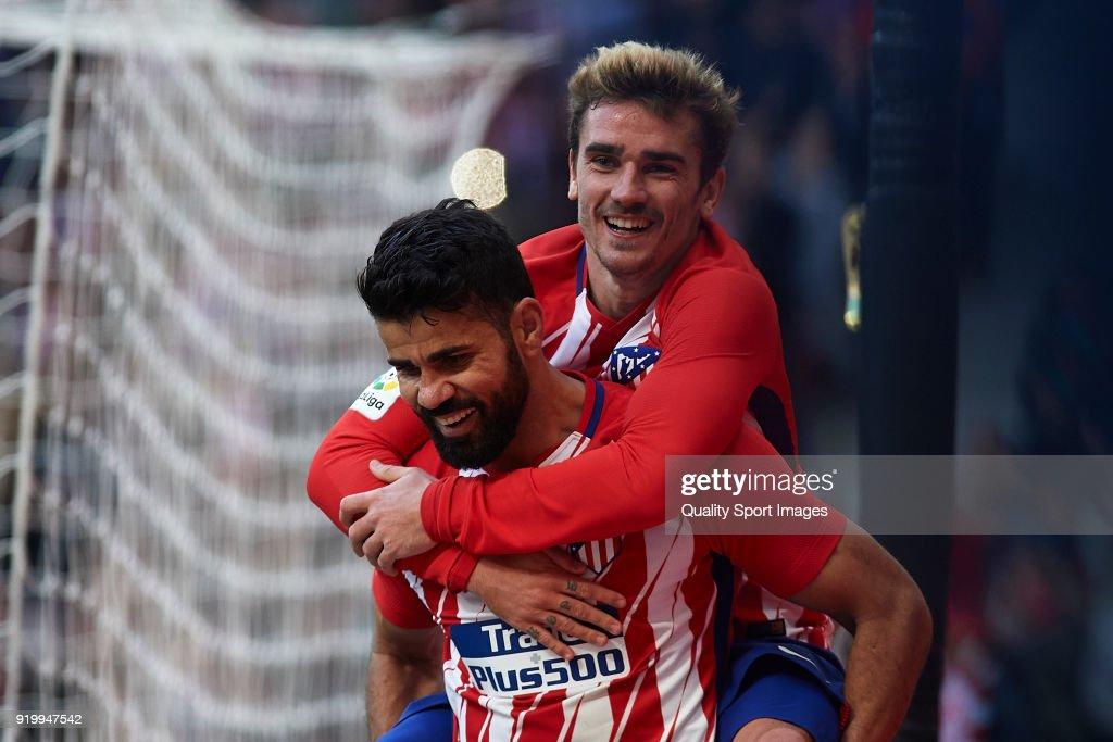 Atletico Madrid v Athletic Club - La Liga : News Photo