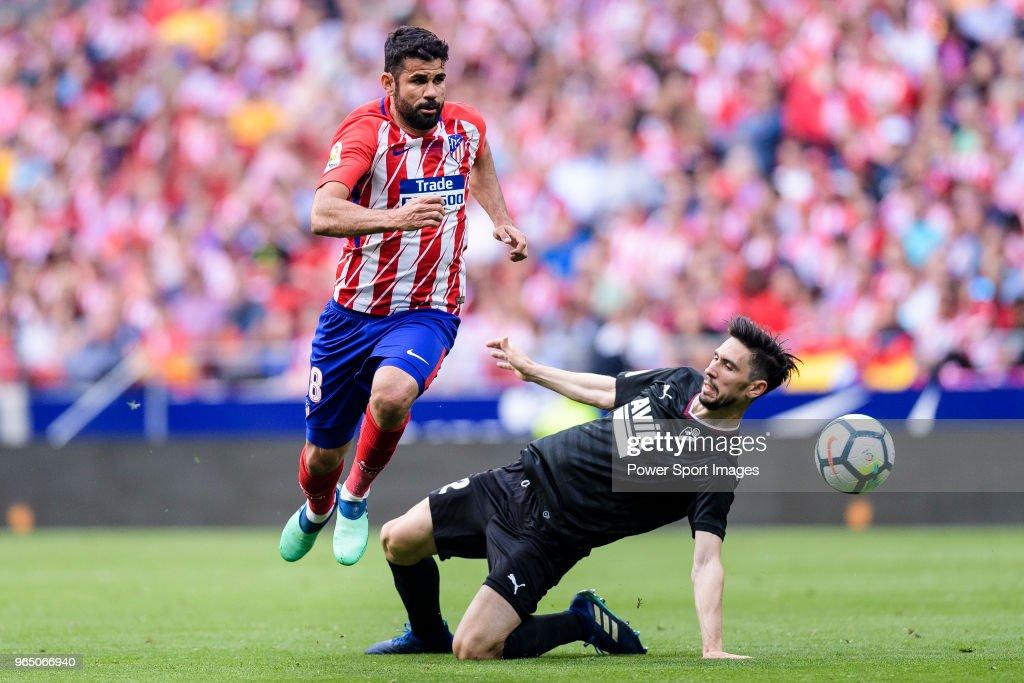 Atletico Madrid v Eibar - La Liga : News Photo