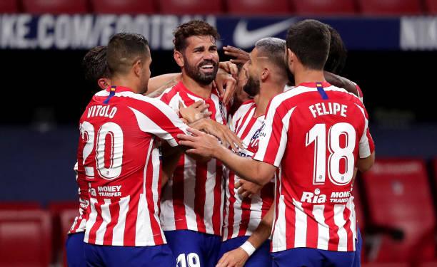ESP: Club Atletico de Madrid v Real Betis Balompie  - La Liga