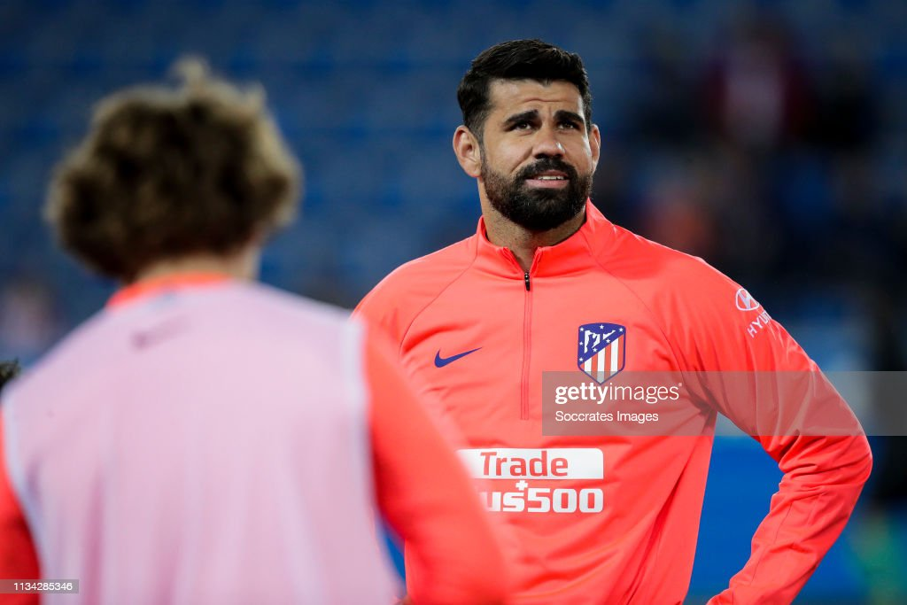 Deportivo Alaves v Atletico Madrid - La Liga Santander : News Photo