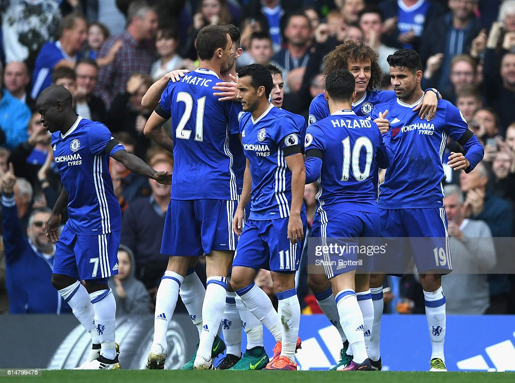 Chelsea v Leicester City - Premier League : News Photo