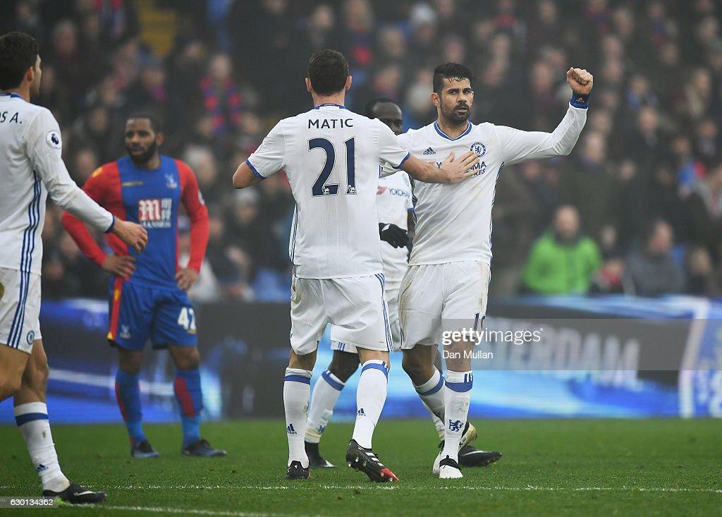 Crystal Palace v Chelsea - Premier League : Nachrichtenfoto