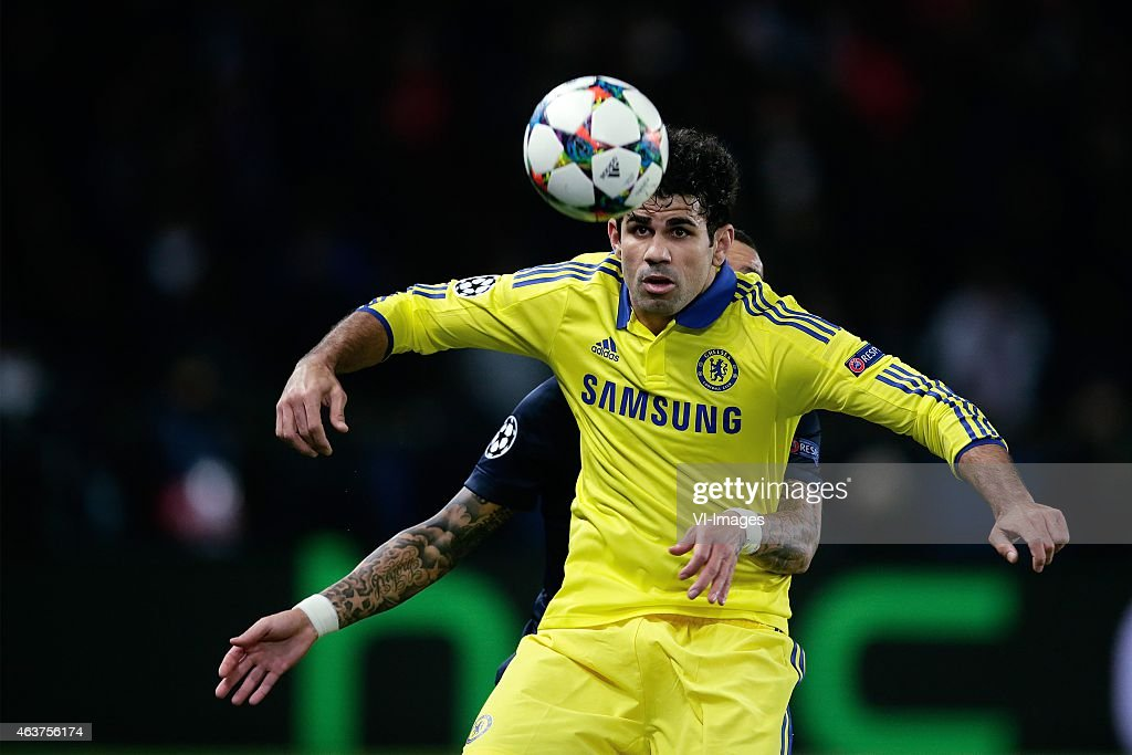Champions Laegue - 'PSG v Chelsea' : News Photo