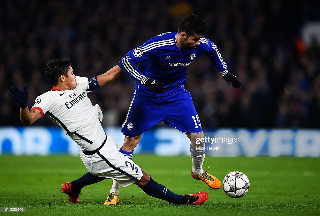Chelsea FC v Paris Saint-Germain - UEFA Champions League : News Photo