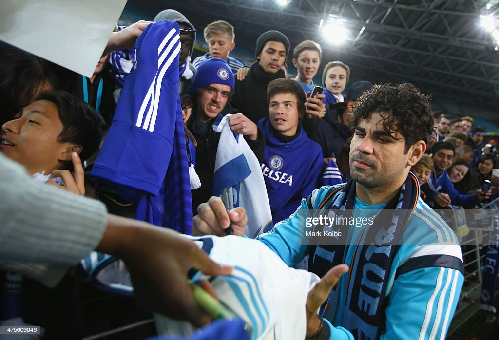 Sydney FC v Chelsea FC : News Photo