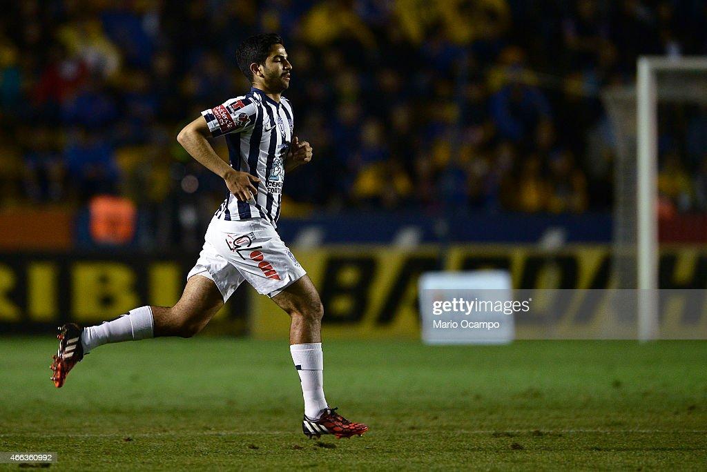 Tigres UANL v Pachuca - Clausura 2015 Liga MX