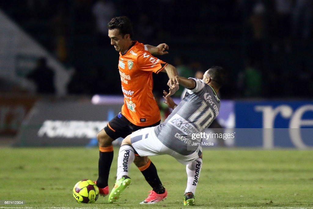 Chiapas v Leon - Torneo Clausura 2017 Liga MX