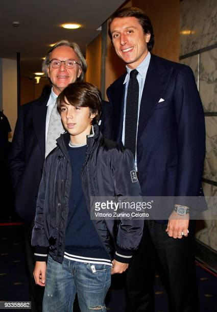 Diego Della Valle Stock Photos and Pictures