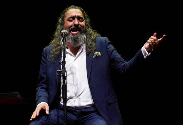 ESP: Diego 'El Cigala' Concert In Valencia