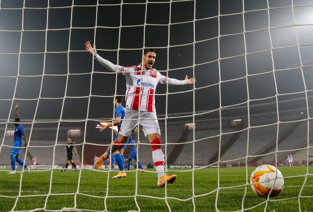 SRB: Crvena zvezda v FC Slovan Liberec: Group L - UEFA Europa League
