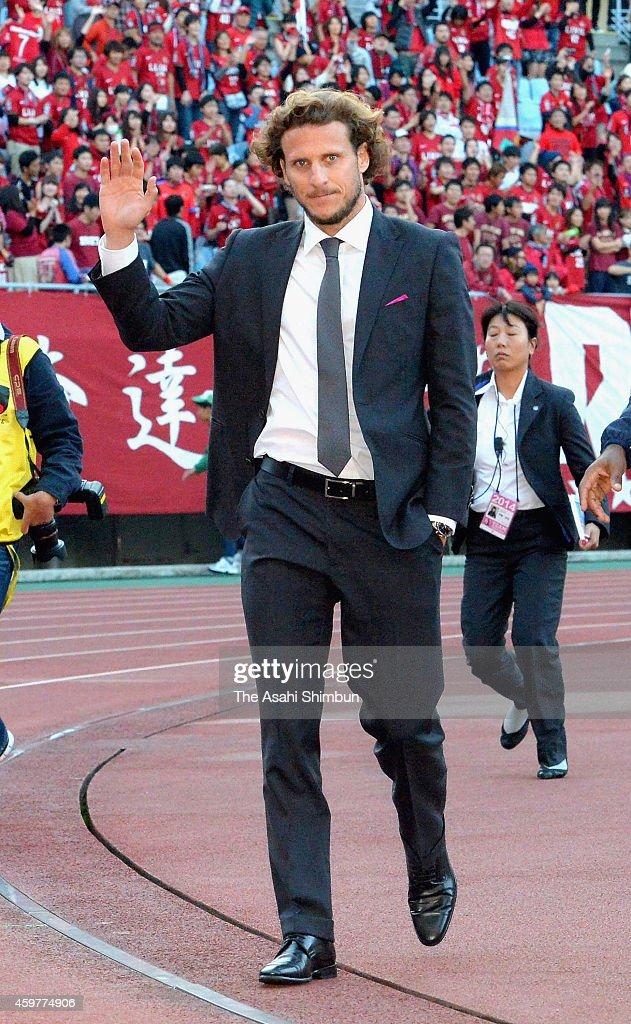 Cerezo Osaka v Kashima Antlers - J.League 2014 : Foto jornalística