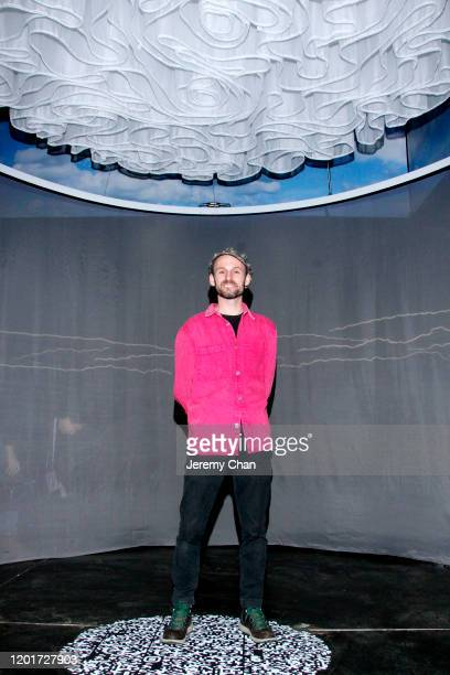 """Diego Galafassi of """"Breathe"""" attends the New Frontier Press Preview during the 2020 Sundance Film Festival at New Frontier Central on January 24,..."""