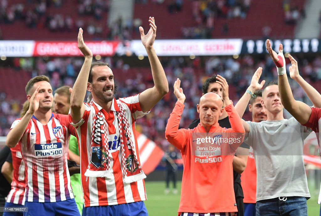 Club Atletico de Madrid v Sevilla FC - La Liga : News Photo