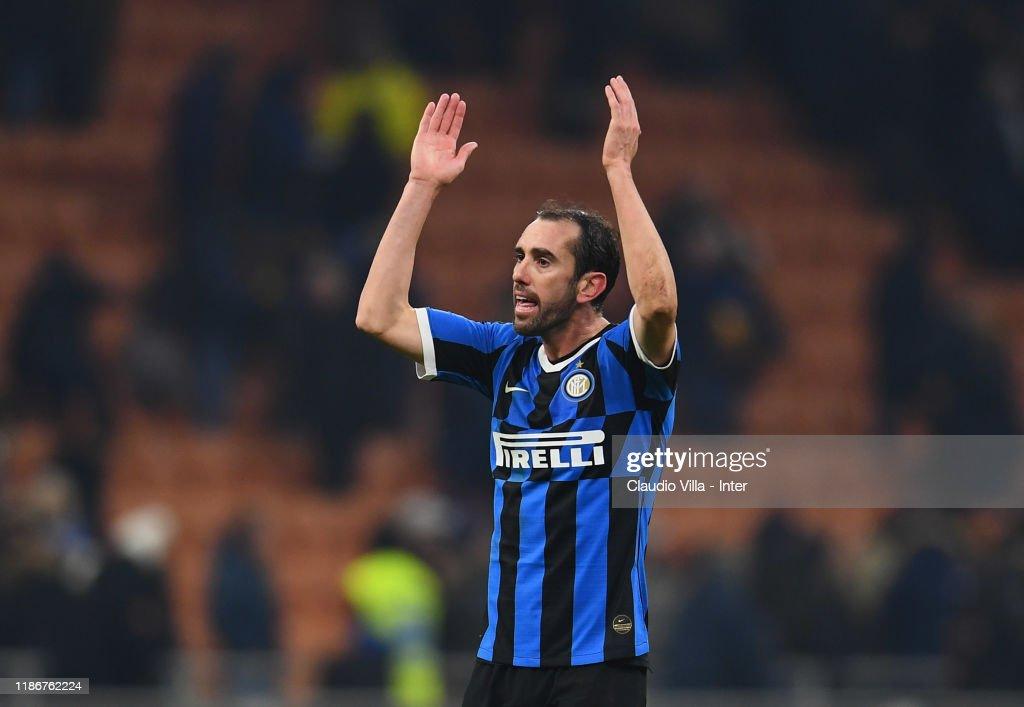 FC Internazionale v AS Roma - Serie A : News Photo