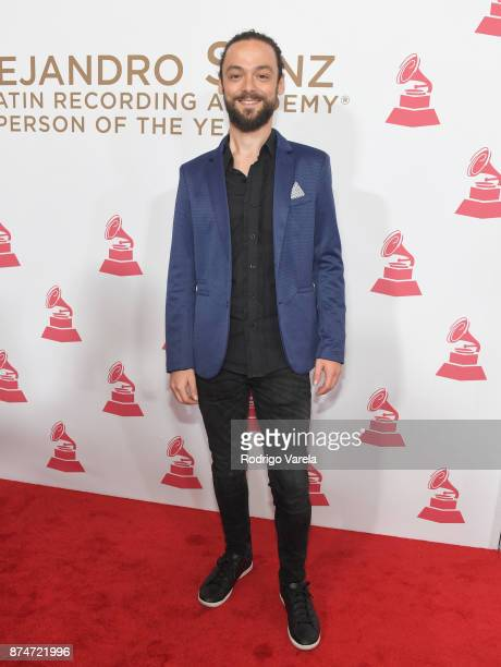 Diego Guerrero attends the 2017 Person of the Year Gala honoring Alejandro Sanz at the Mandalay Bay Convention Center on November 15, 2017 in Las...