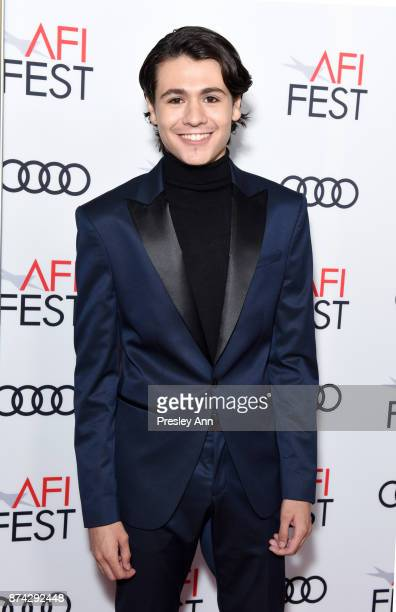 Diego Josef attends the screening of 'Ballad Of Lefty Brown' at AFI FEST 2017 Presented By Audi at the Egyptian Theatre on November 14 2017 in...