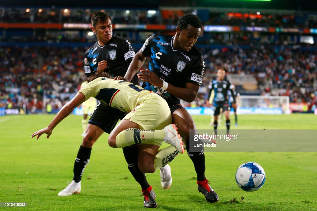 Pachuca v Club America - Torneo Apertura 2018 Liga MX