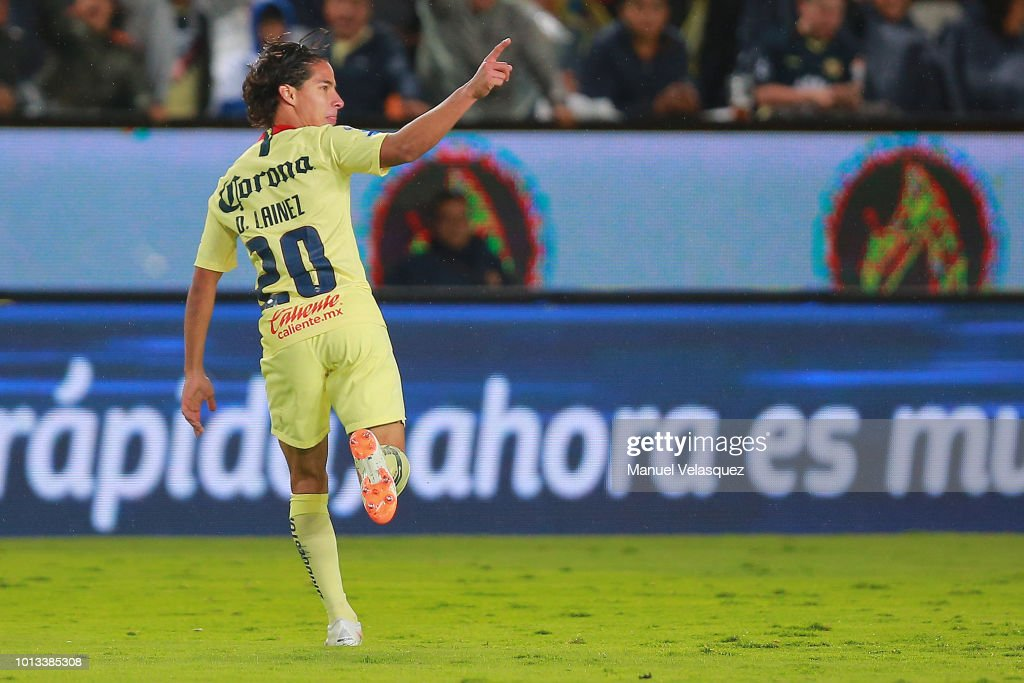 Pachuca v Club America - Torneo Apertura 2018 Liga MX : News Photo
