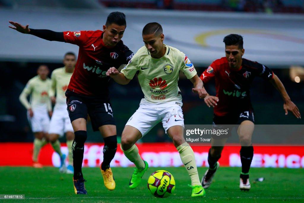 America v Atlas - Torneo Clausura 2017 Liga MX : News Photo