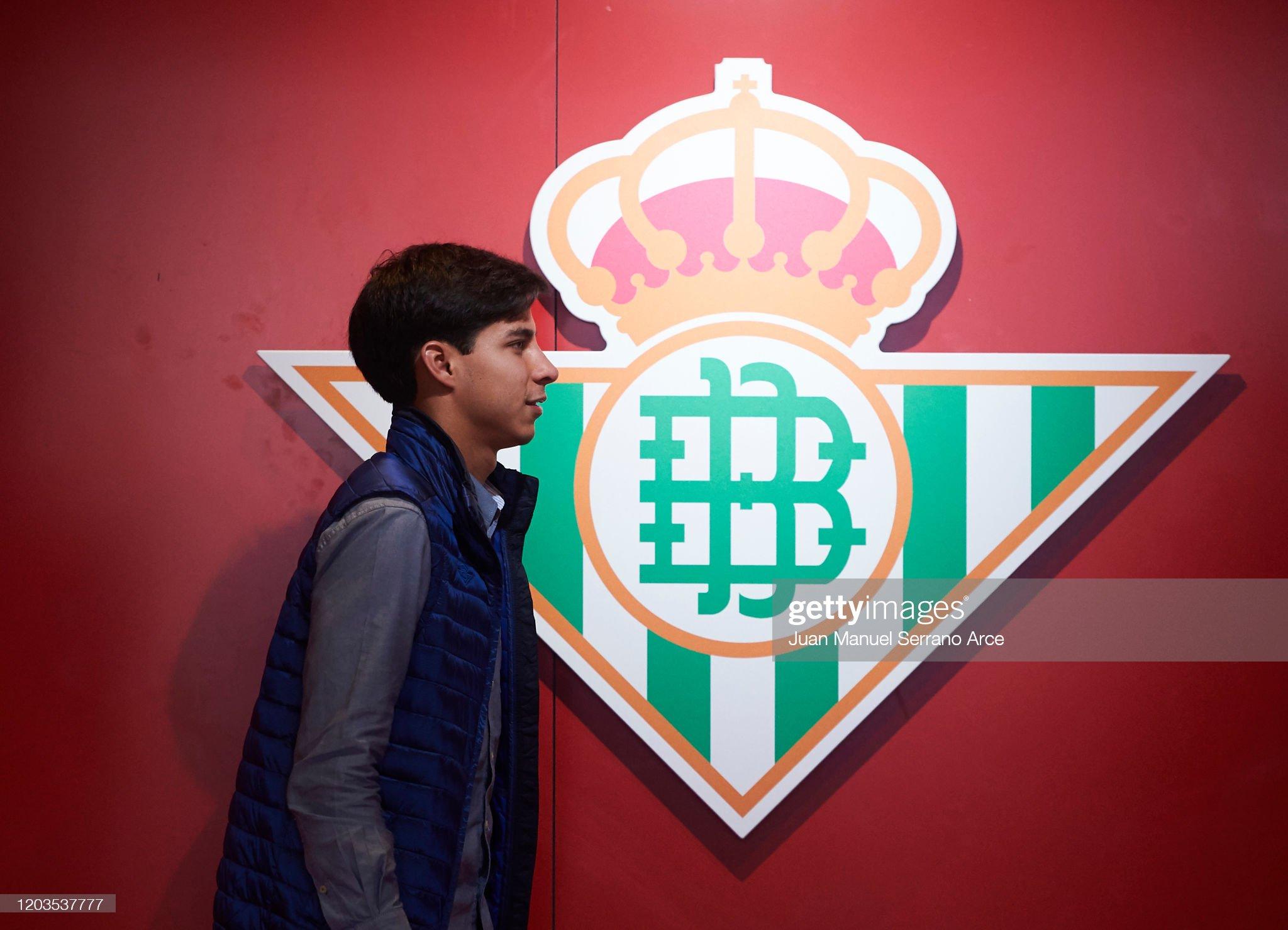 Real Betis Balompie  - La Liga : ニュース写真