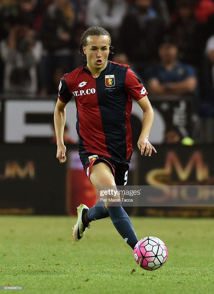 Genoa CFC v FC Internazionale Milano - Serie A