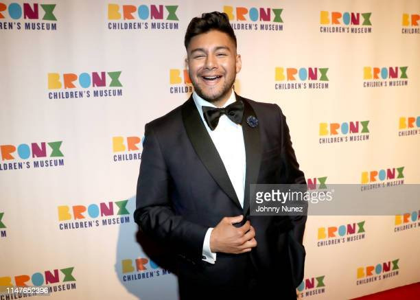 Diego Leon attends the Bronx Children's Museum Third Annual Gala and Benefit Honoring Rita Moreno at Gotham Hall on May 07 2019 in New York City