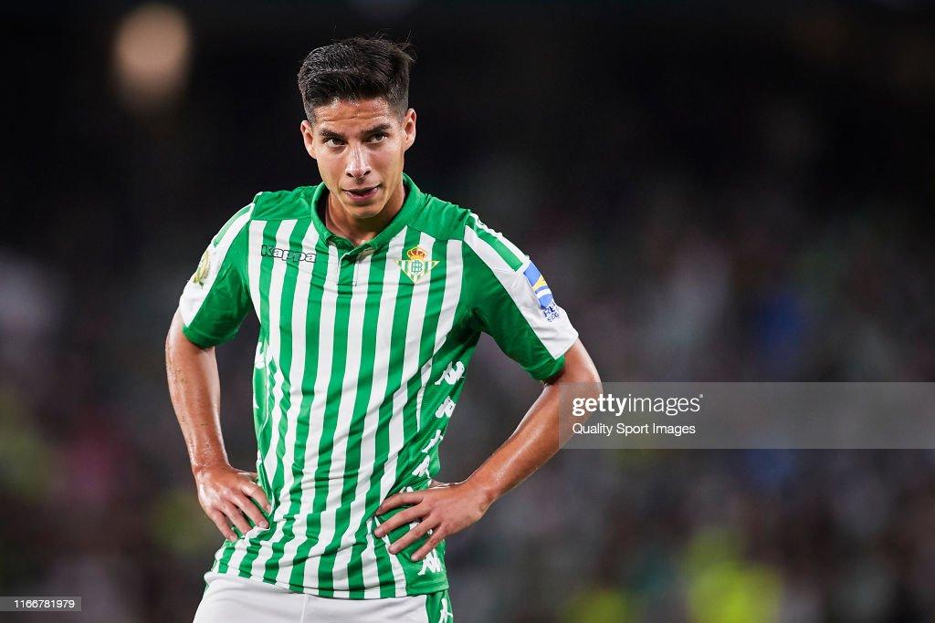 Real Betis v Las Palmas - Pre-Season Friendly : News Photo