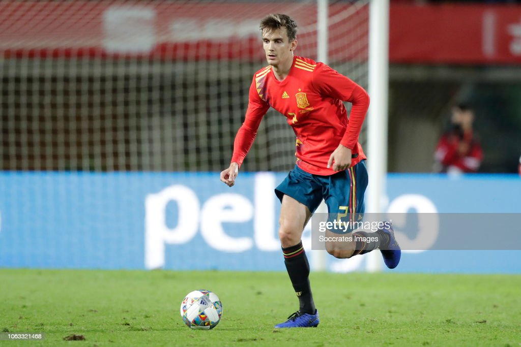 Spain  v Bosnia and Herzegovina  -UEFA Nations league : News Photo