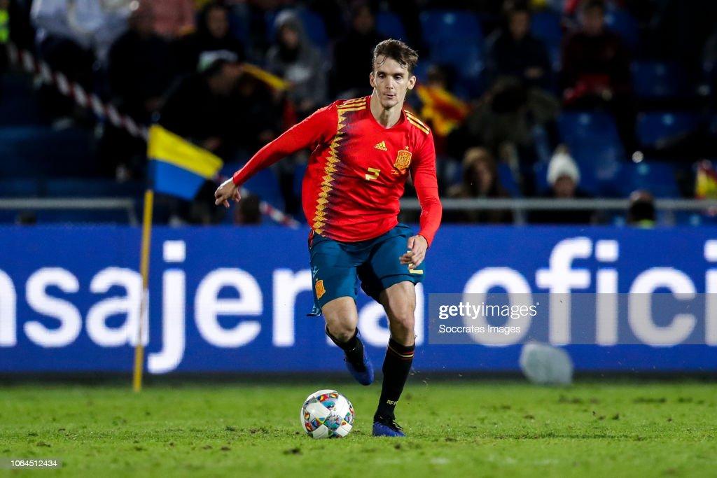 Spain  v Bosnia and Herzegovina  -UEFA Nations league : News Photo